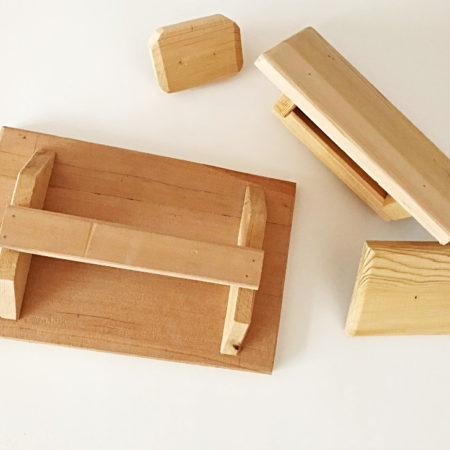 frattazzo legno