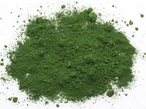 colori tadelakt ossido verde
