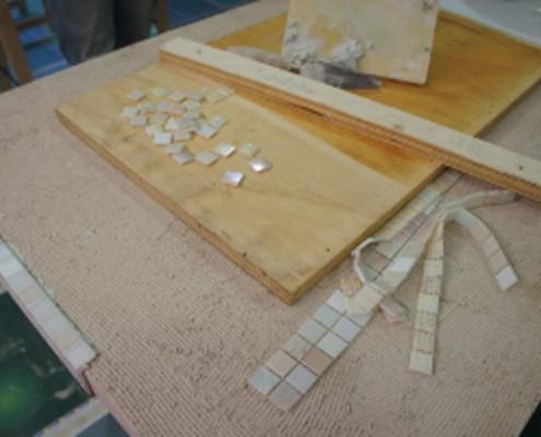 lavorazione mosaico 3
