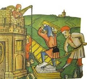 L'uso della malta nel Medioevo.