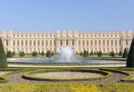 Reggia di Versailles in Francia.