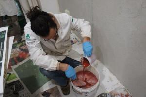 Preparazione della calce