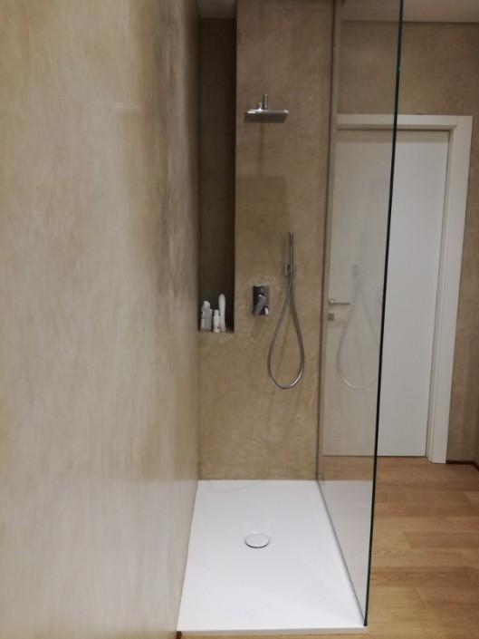 Bagno in tadelakt