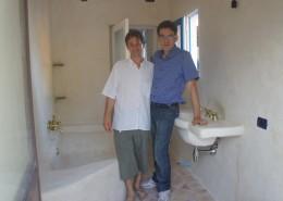 Bartolo con Nino Longhitanono