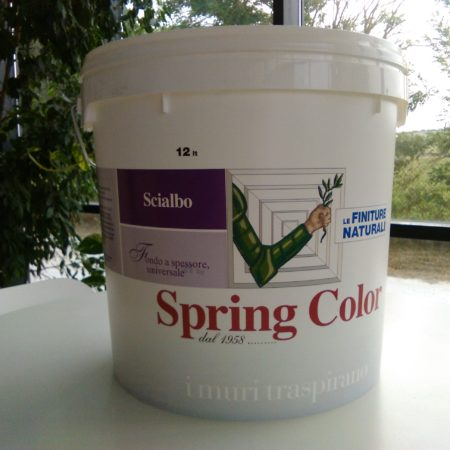 Scialbo spring color