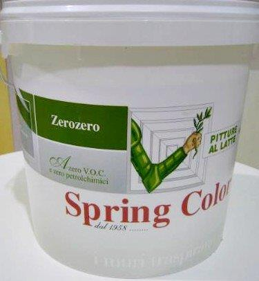 zerozero spring color