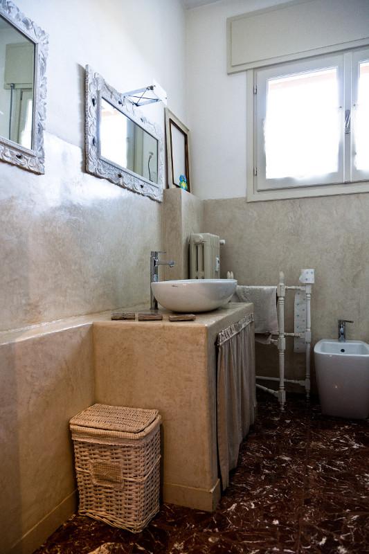bagno moderno in tadelakt