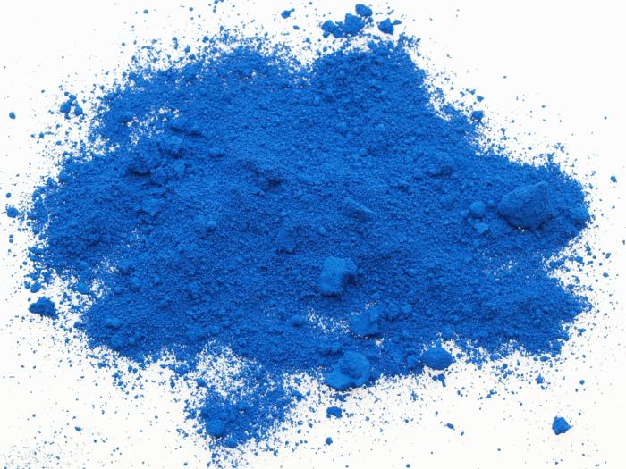 colori tadelakt blu cobalto