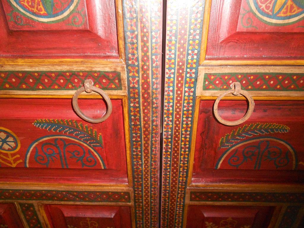 Porta riad marocchino